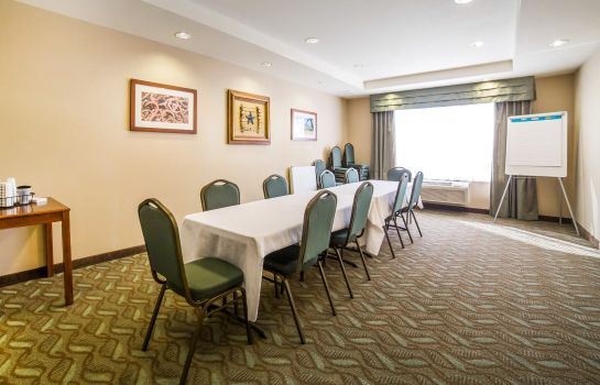 Conference room Comfort Suites Fernley Comfort Suites Fernley