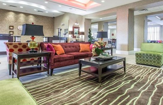 Hol hotelowy Comfort Suites Florence