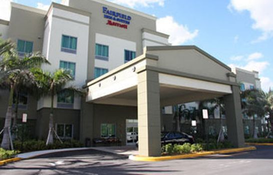 Außenansicht Fairfield Inn & Suites Fort Lauderdale Airport & Cruise Port