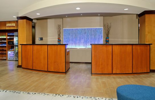 Hotelhalle Fairfield Inn & Suites Fort Lauderdale Airport & Cruise Port