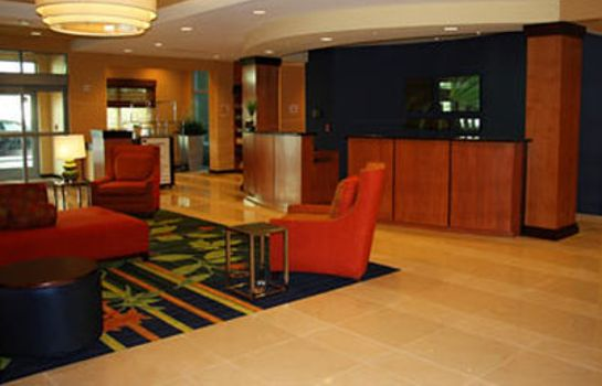 Hol hotelowy Fairfield Inn & Suites Fort Lauderdale Airport & Cruise Port