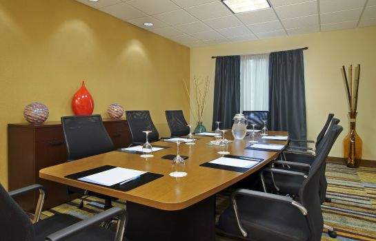 Sala konferencyjna Fairfield Inn & Suites Fort Lauderdale Airport & Cruise Port