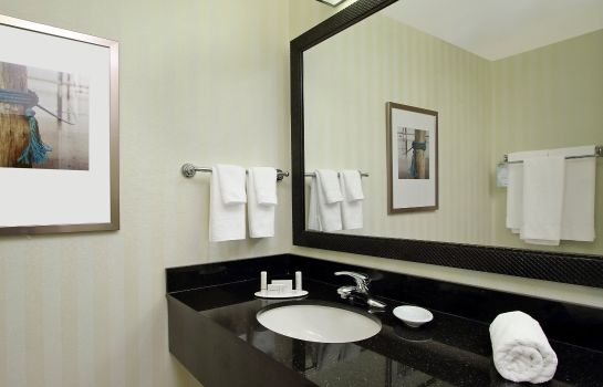 Zimmer Fairfield Inn & Suites Fort Lauderdale Airport & Cruise Port