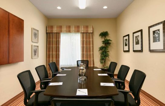 Conference room Hilton Garden Inn Fort Myers Airport-FGCU
