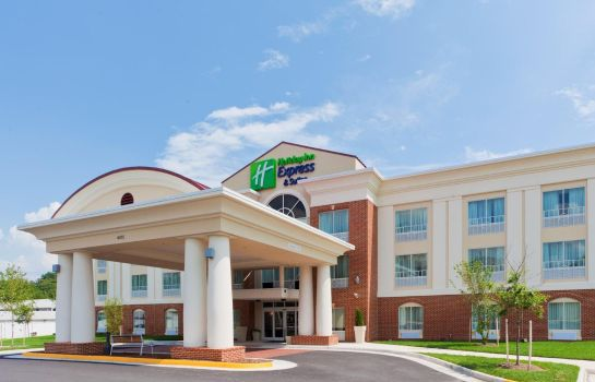 Außenansicht Holiday Inn Express & Suites ALEXANDRIA - FORT BELVOIR