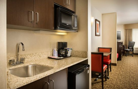 Zimmer Holiday Inn Express & Suites ALEXANDRIA - FORT BELVOIR
