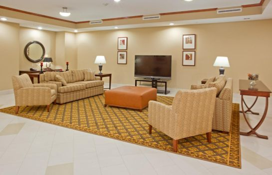 Hotelhalle Candlewood Suites HOUSTON I-10 EAST