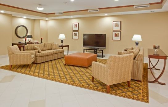 Lobby Candlewood Suites HOUSTON I-10 EAST