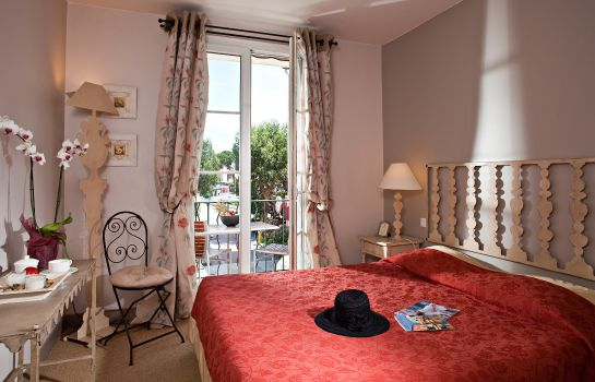 Double room (superior) Relais du Silence Le Suffren