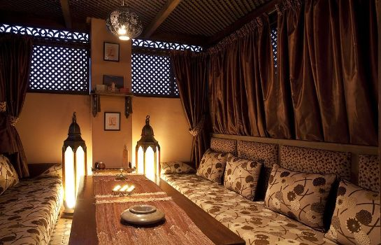 Interior view Riad Aubrac