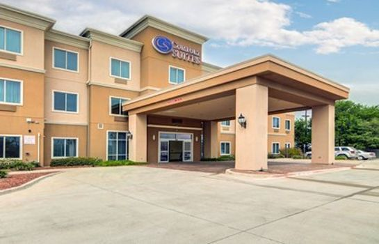 Buitenaanzicht Comfort Suites Fort Worth