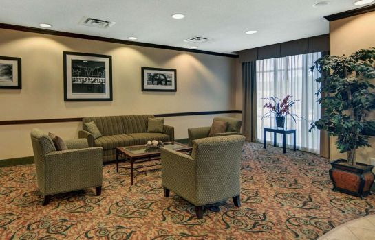 Hall de l'hôtel Comfort Suites Fort Worth