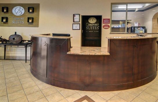 Hotelhalle Comfort Suites Fort Worth