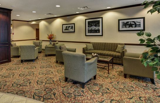 Hol hotelowy Comfort Suites Fort Worth