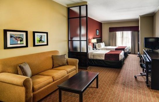 Zimmer Comfort Suites Fort Worth