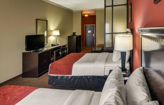 Kamers Comfort Suites Fort Worth
