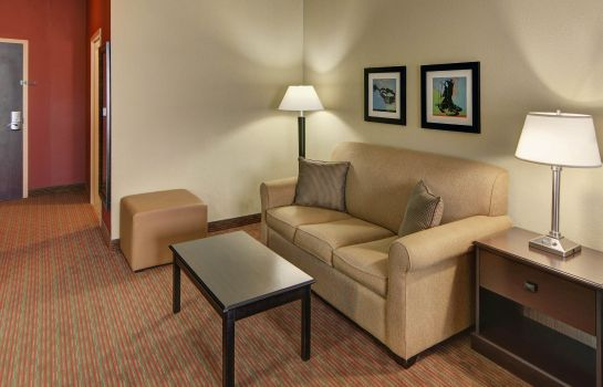 Chambre Comfort Suites Fort Worth