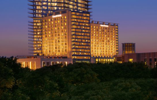 Exterior view Omni Fort Worth Hotel