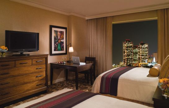Chambre Omni Fort Worth Hotel