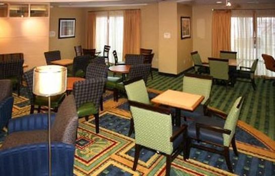 Hotelhalle SpringHill Suites Fresno