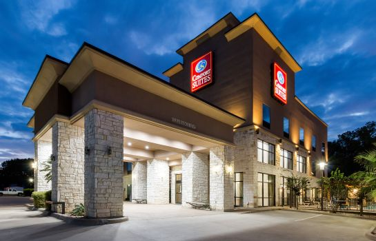 Exterior view Comfort Suites Jewett