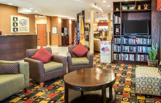 Hol hotelowy Comfort Suites Gallup East Route 66 and