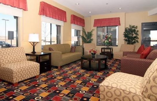Hol hotelowy Comfort Suites Gallup