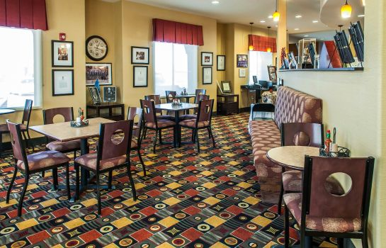 Restauracja Comfort Suites Gallup East Route 66 and