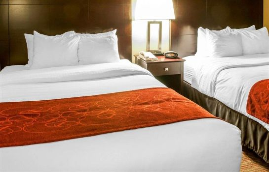 Suite Comfort Suites Gallup East Route 66 and