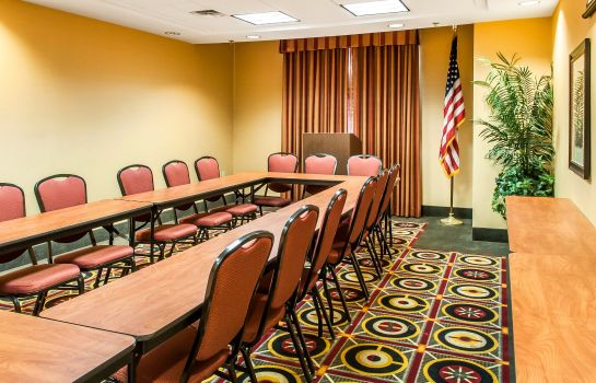 Conference room Comfort Suites Gallup
