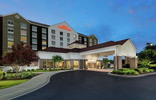 Exterior view Hilton Garden Inn Greenville