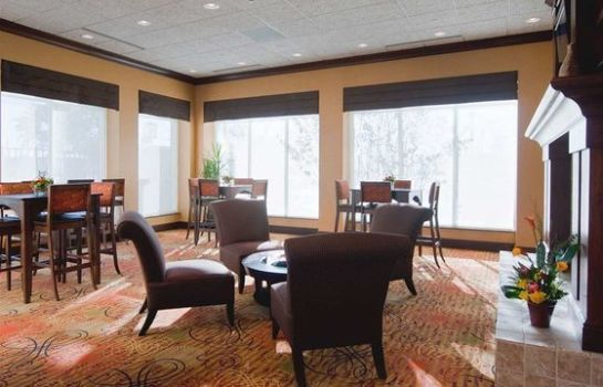 Hotel bar Hilton Garden Inn Greenville
