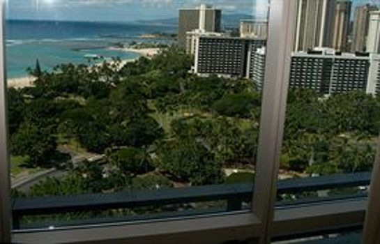 Standardzimmer Jet Luxury @ The Trump Waikiki