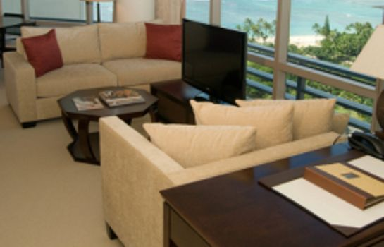 Zimmer Jet Luxury @ The Trump Waikiki