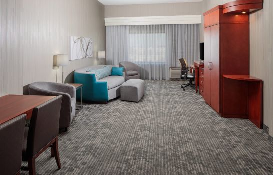 Suite Courtyard Houston Medical Center/NRG Park