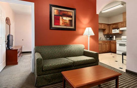 Zimmer DAYS INN AND SUITES HOUSTON