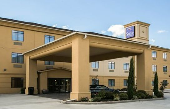 Außenansicht Sleep Inn & Suites Hwy 290/NW Freeway