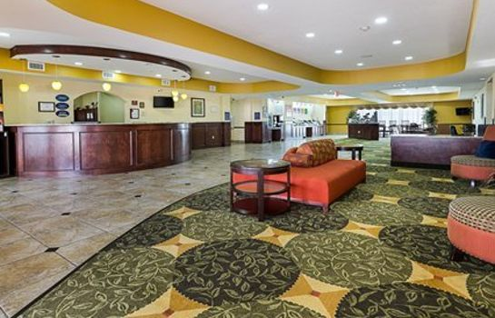 Hotelhalle Comfort Suites Houston