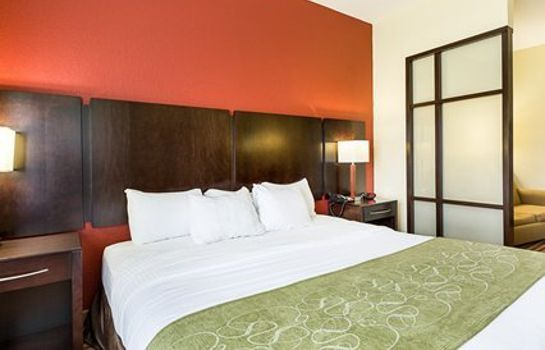 Suite Comfort Suites Houston