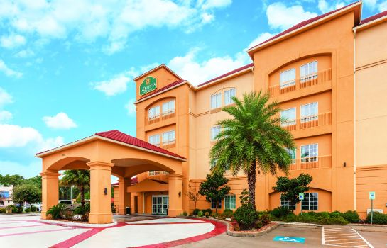 Buitenaanzicht LA QUINTA INN STE HOUSTON IAH EAST