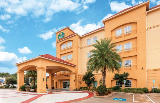 Außenansicht LA QUINTA INN STE HOUSTON IAH EAST