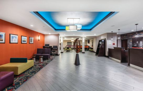 Hotelhalle LA QUINTA INN STE HOUSTON IAH EAST