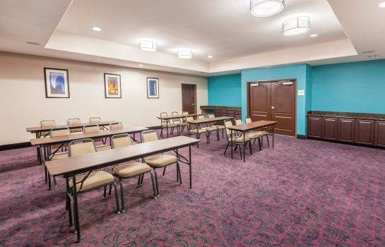 Conference room LA QUINTA INN STE HOUSTON IAH EAST