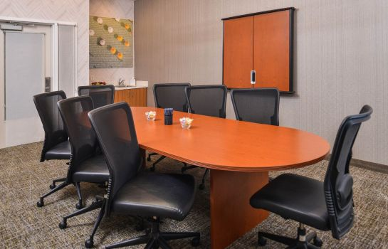 Conference room SpringHill Suites Irvine John Wayne Airport/Orange County