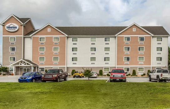 Vista exterior Suburban Extended Stay Hotel Camp Lejeune