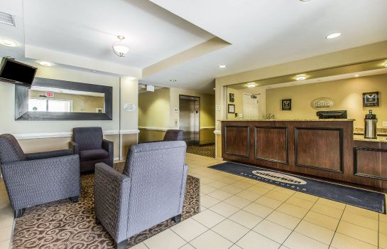 Hotelhalle Suburban Extended Stay Hotel Camp Lejeune