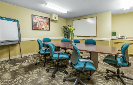 Conference room Suburban Extended Stay Hotel Camp Lejeune