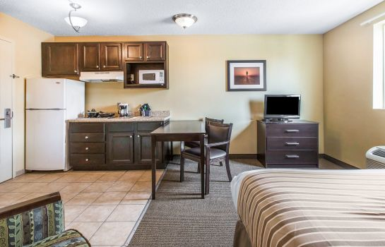 Camera Suburban Extended Stay Hotel Camp Lejeune