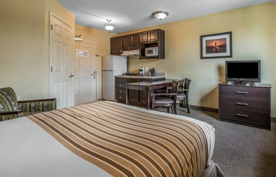 Zimmer Suburban Extended Stay Hotel Camp Lejeune