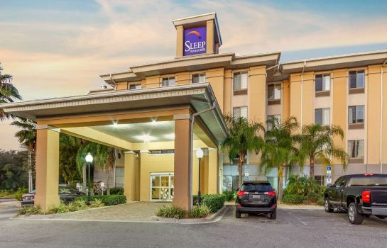 Exterior view Sleep Inn and Suites Jacksonville